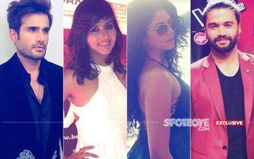 Karan Tacker, Dalljiet Kaur, Kavita Kaushik & Balraj Syal In Khatron Ke Khiladi 9?