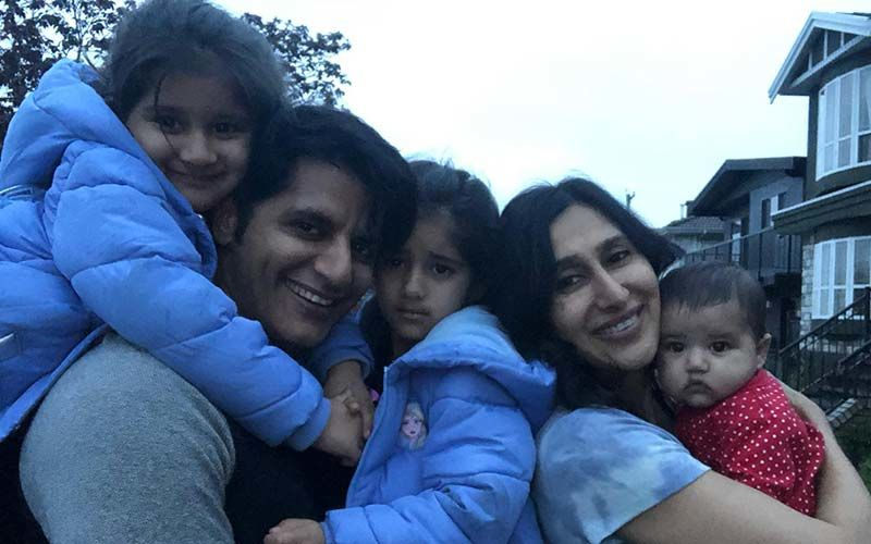 Karanvir Bohra Reveals Wife Teejay Sidhu Planned A Hush-Hush Birthday Party; Says His Chaar Deviyaan Are Making Him Feel 'Very Special'