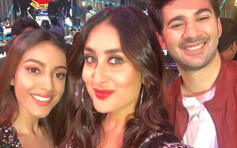 Sunny Deol's Son Karan Deol Just Got To Meet His Favourite Actress Kareena Kapoor Khan And He Can't Keep Calm