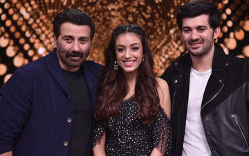 Pal Pal Dil Ke Paas: Karan Deol Opens Up On Being Directed By Dad Sunny Deol For A Kissing Scene With Co-Star Sahher Bambaa