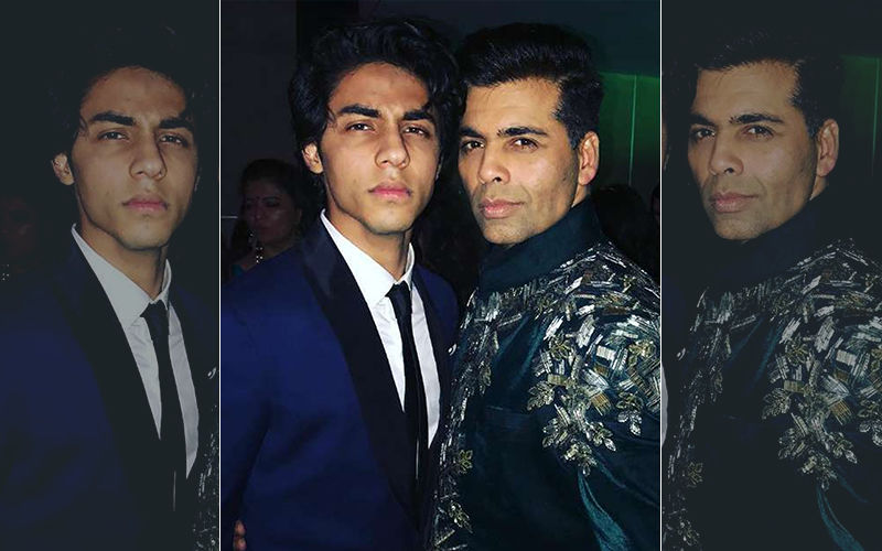 "The Lion King, Simba Teaser: Karan Johar Can't Keep Calm, Filmmaker Lauds His ""Firstborn"" Aryan Khan"