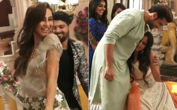 Anusha Dandekar's Mehendi Song With Karan Kundra Is Taking Over The Internet – Watch Video