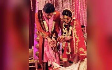 Karan Patel, Ankita Bhargava Tie The Knot
