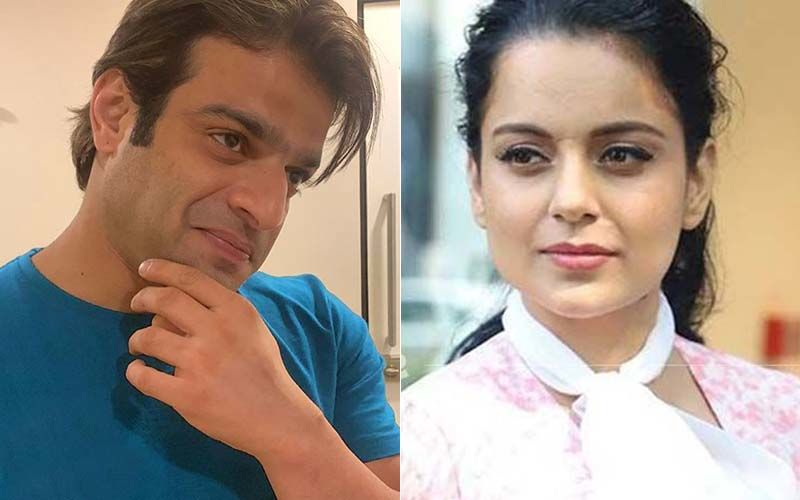 Karan Patel Jokes About Kangana Ranaut's 'Maansik Santulan'; Asks 'Tanu Weds Manu Mein Hero Apni Biwi Se Door Kyu Bhaag Jaana Chahta Hai?'