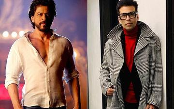 शाहरुख़ खान ने दोस्त करण जौहर का सोशल मीडिया पर किया बचाव, फैंस से कहा प्यार करो लड़ाई नही