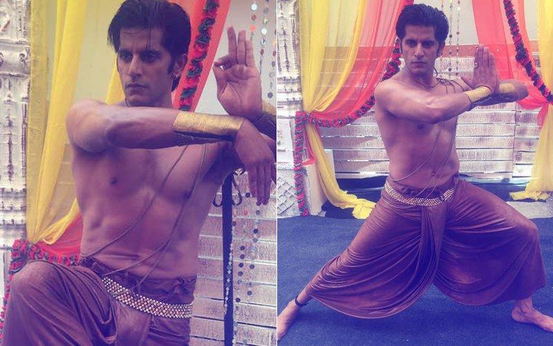 WATCH: Karanvir Bohra's Tandav On The Sets Of Naagin 2