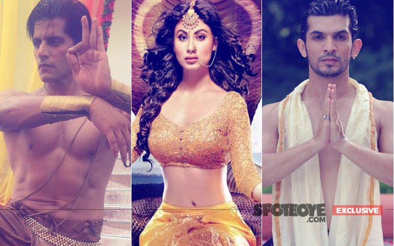 SHOCKING: Karanvir Bohra & Arjun Bijlani Will KILL Mouni Roy In Naagin 2 Finale