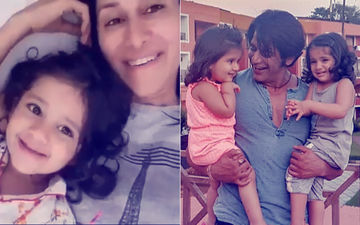 Bigg Boss 12 Contestant Karanvir Bohra's Daughter Vienna Is Missing Her Daddy Dearest To Bits, Watch Video