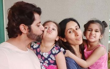 Ramadan 2020: Karanvir Bohra's Daughters Bella And Vienna Dress Up For Ramzaan, Mommy Teejay Says 'Love Is Our Religion'