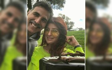 Akshay Kumar Birthday Special: Wife Twinkle Khanna Organises A Small Celebration For The Big Boy - See Pic