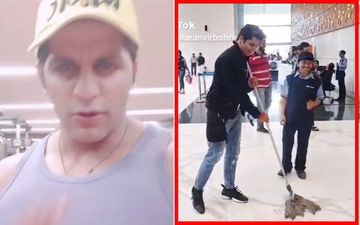 "Karanvir Bohra Brutally Trolled For Indulging In 'Fake Charity' On Social Media; ""Keep Your Problem To Yourself,"" Actor Lashes"