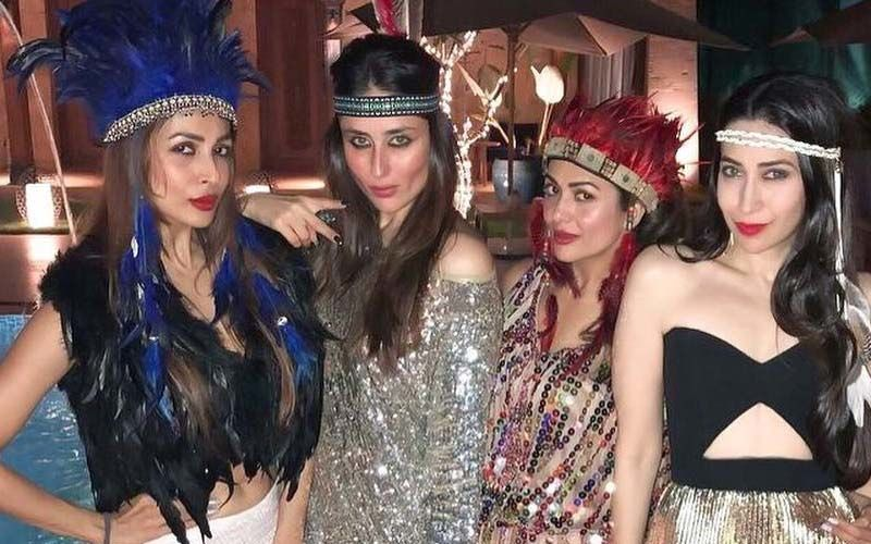 After Kareena Kapoor Khan Says She's Missing Her Girls, Karisma Kapoor, Malaika Arora Drop Pictures Saying They Are 'Feeling It Too'