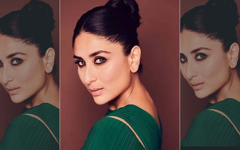 Kareena Kapoor Khan Sizzles In The Pool In This BTS Picture From A Commercial And We Can't Keep Calm