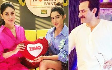 Kareena Kapoor Khan Asks Sara Ali Khan About Naughty Texts And One-Night Stand, 'I Hope Saif's Not Listening'