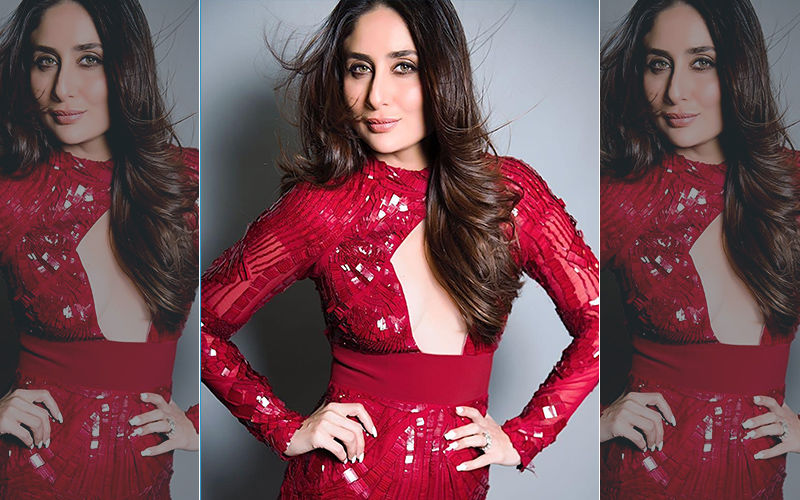 Kareena Kapoor Khan Sizzles In A Red Number And We Wonder If This Is Her Lakme Fashion Week 2019 Look