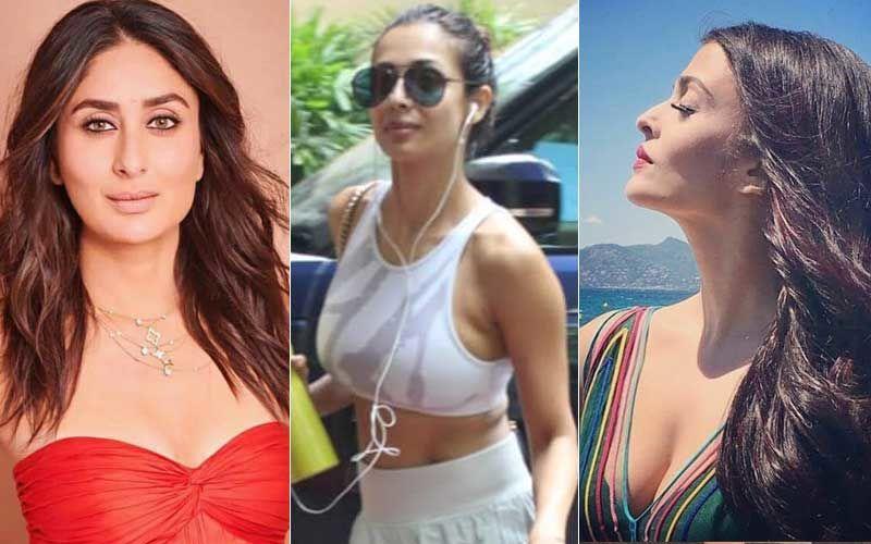 "Malaika Arora Gets Trolled For Wearing Gym Shorts; ""Dress Like Kareena Kapoor Khan And Aishwarya Rai Bachchan,"" Is The Netizen's Unsolicited Advice"
