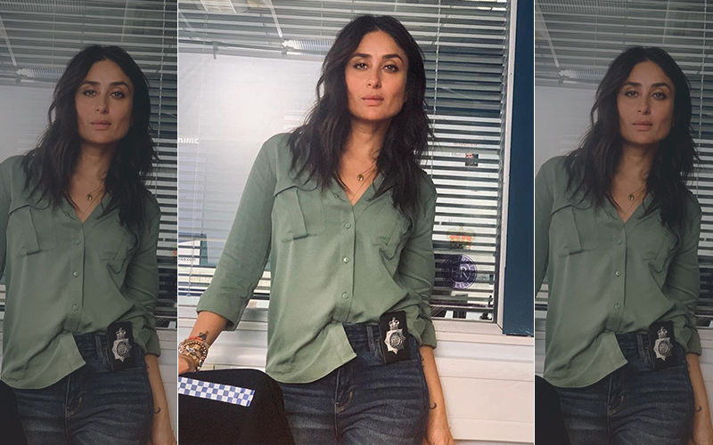 First Look: Kareena Kapoor Khan Makes For A Badass Cop In Angrezi Medium