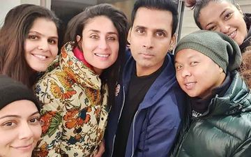 Kareena Kapoor Khan Makes Her Hairstylist's Birthday Special; Surprises Him On Sets Of Laal Singh Chaddha – VIDEO