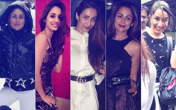 STUNNER OR BUMMER: Kareena Kapoor, Disha Patani, Malaika Arora, Amrita Arora Or Shraddha Kapoor?