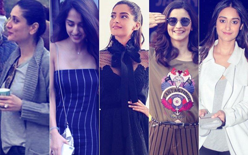 STUNNER OR BUMMER: Kareena Kapoor, Disha Patani, Sonam Kapoor, Alia Bhatt Or Ileana D'Cruz?