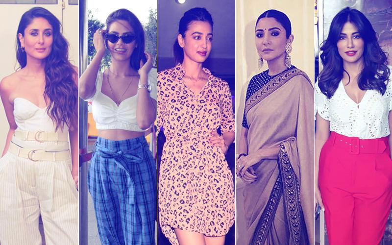 STUNNER OR BUMMER: Kareena Kapoor Khan, Esha Gupta, Radhika Apte, Anushka Sharma Or Chitrangda Singh?