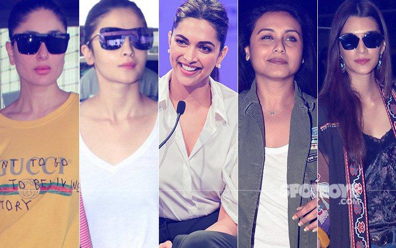 STUNNER OR BUMMER: Kareena Kapoor, Alia Bhatt, Deepika Padukone, Rani Mukerji Or Kriti Sanon?