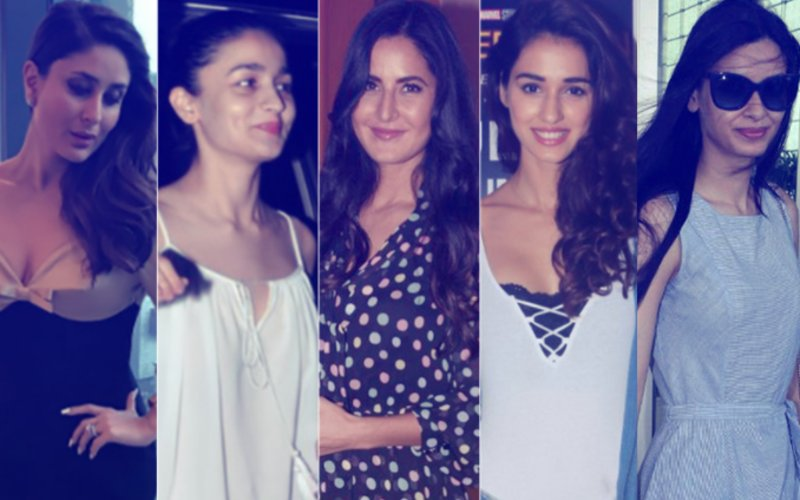 STUNNER OR BUMMER: Kareena Kapoor, Alia Bhatt, Katrina Kaif, Disha Patani Or Ileana D'Cruz?