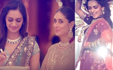 "Video: When Kareena Kapoor Told Miss World Manushi Chhillar, ""Mujhe Bhi Shaadi Karni Hai"""