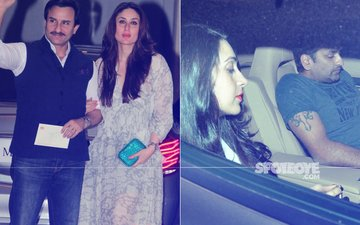 Kareena Kapoor & Saif Ali Khan Welcome Karisma Kapoor's Boyfriend Sandeep Toshniwal Into Their Family