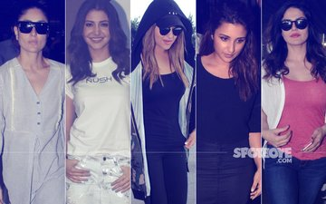 STUNNER OR BUMMER: Kareena Kapoor, Anushka Sharma, Sonakshi Sinha, Parineeti Chopra Or Zareen Khan?