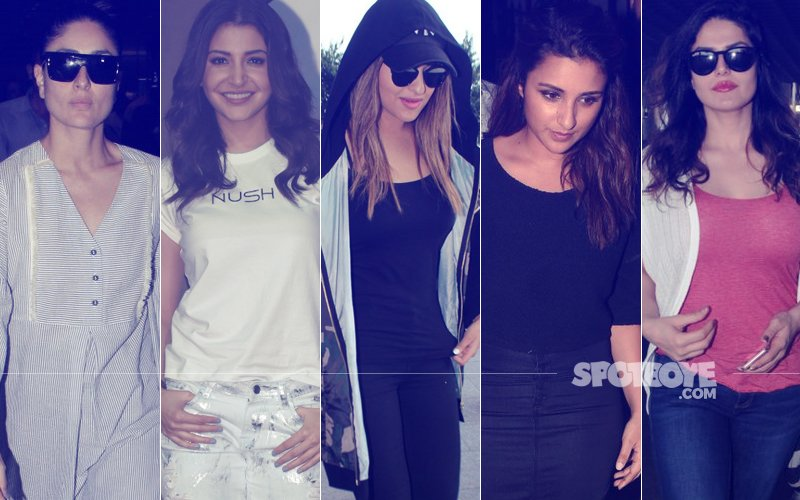 STUNNER OR BUMMER: Kareena Kapoor, Anushka Sharma, Sonakshi Sinha, Parineeti Chopra Or Zareen Khan?