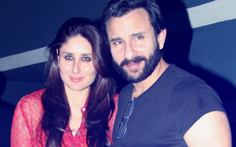Kareena Kapoor Does Not Eat Food Cooked By Saif Ali Khan, Here's Why