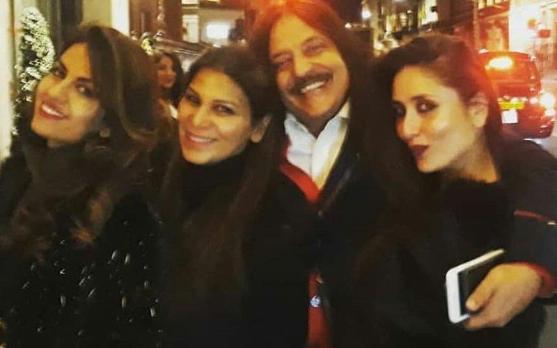 London Diaries: Kareena Kapoor Takes To The Street With Friends