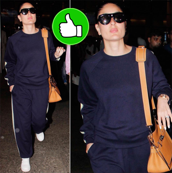 kareena kapoor returned from her swiss holiday