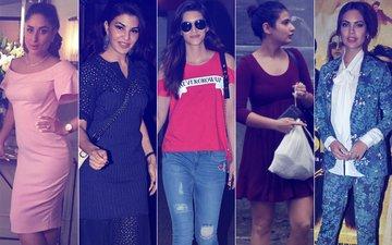 STUNNER OR BUMMER: Kareena Kapoor, Jacqueline Fernandez, Kriti Sanon, Fatima Sana Shaikh Or Esha Gupta?