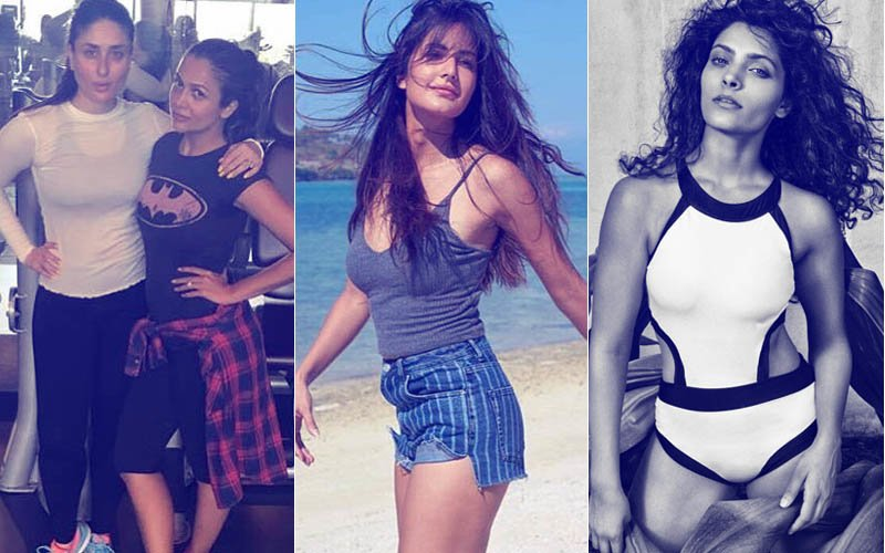 HOT: Kareena Kapoor, Katrina Kaif & Saiyami Kher Are Beating The Heat In Style
