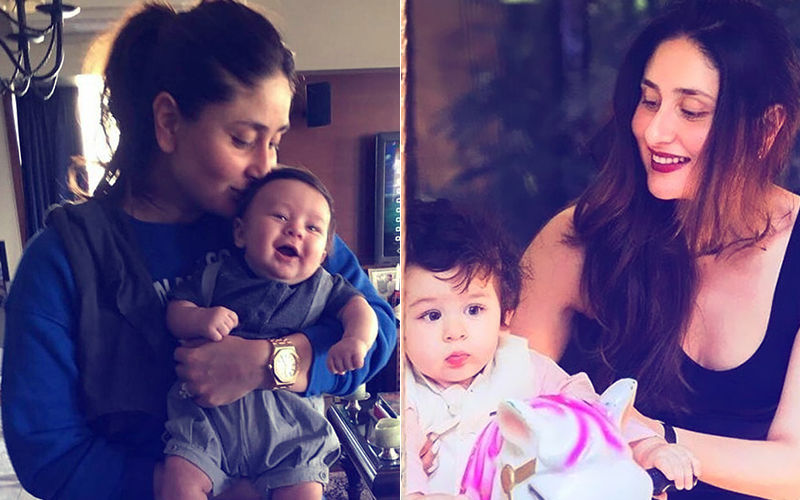 Kareena Kapoor Khan And Taimur's Heartmelting Clicks. We Can't Get Enough. Can You?