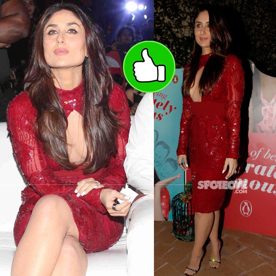kareena kapoor khan at soha ali khan book launch