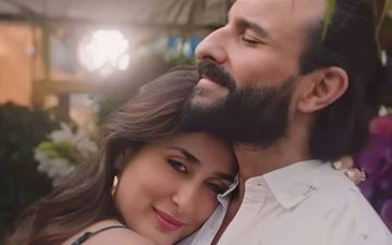 Kareena Kapoor Khan's Asks Her Man Friday To Steam Iron 'Sahab' Saif Ali Khan's Clothes Properly For The Night- Watch BTS Video