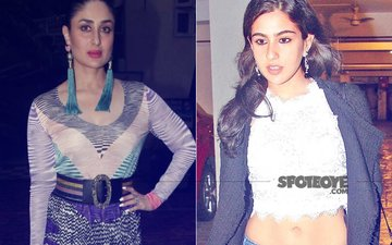 This Is What Kareena Kapoor Khan Has To Say About Sara Ali Khan's Bollywood Debut