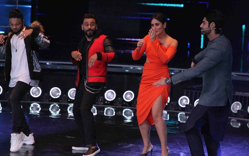 Kareena Kapoor Khan Sways To Alia Bhatt's Prada Song, Matches Steps With The Doorbeen - View Pics