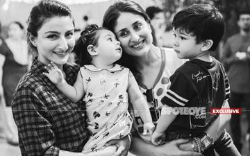 Kareena Kapoor Khan-Saif Ali Khan's Son Taimur Ali Khan Is Ready To Welcome His Sibling; Being Around Inaaya Has Trained Tim Into Sibling Acceptance-EXCLUSIVE