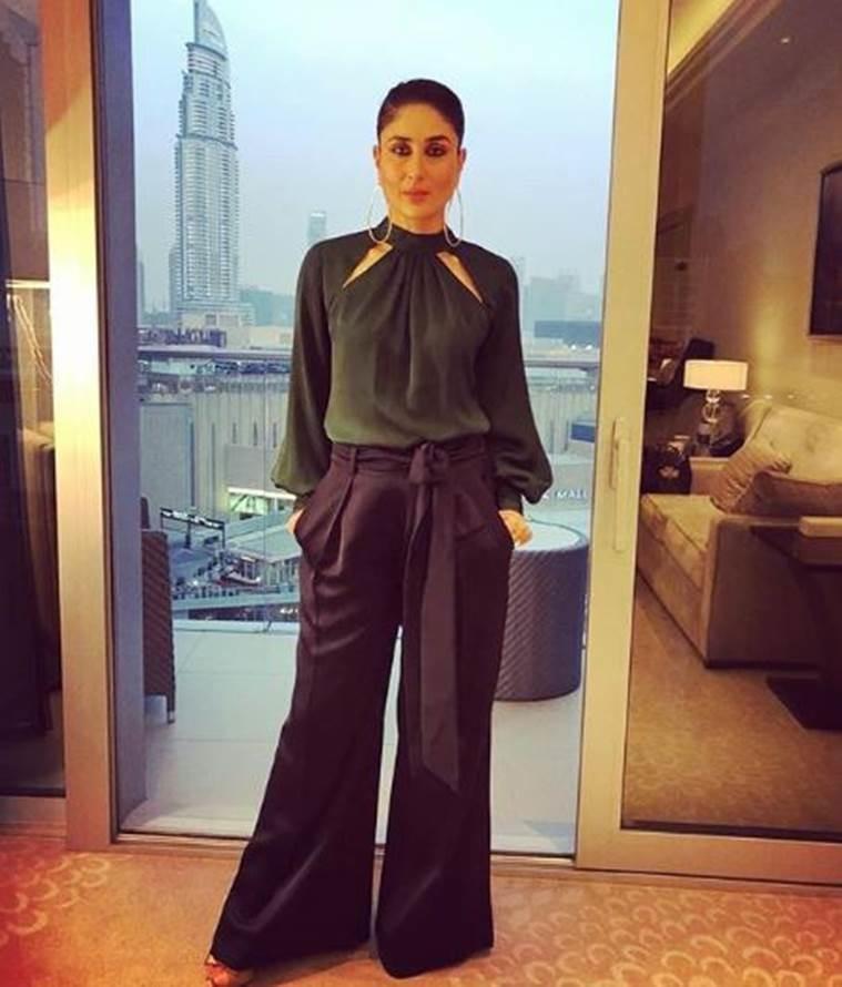 Kareena Kapoor Poses For Shutterbugs