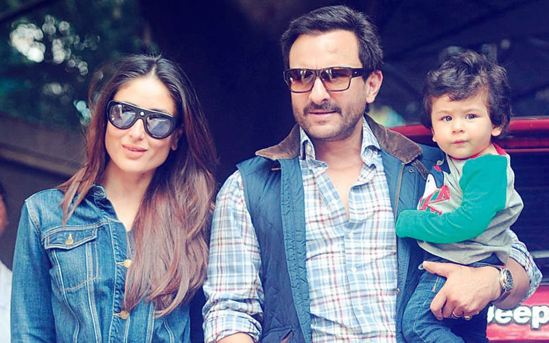 Will Taimur Get A Sibling Soon? Kareena Kapoor Khan Reveals When She's Planning Baby No. 2
