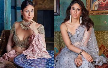 "Kareena Kapoor Khan Dazzles As The Covergirl For A Bridal Magazine. Now We Know Why She Said, ""Main Apni Favourite Hoon"""