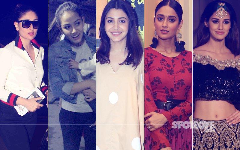 STUNNER OR BUMMER: Kareena Kapoor, Mira Rajput, Anushka Sharma, Ileana D'Cruz Or Disha Patani?