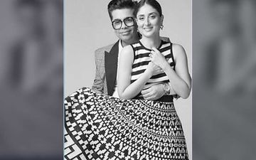 Karan Johar Birthday: Kareena Kapoor Khan Shares A RARE UNSEEN Pic With KJo, Says: 'We Were So Sexy Then And Now Even More'
