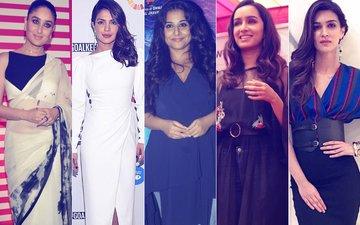 STUNNER OR BUMMER: Kareena Kapoor, Priyanka Chopra, Vidya Balan, Shraddha Kapoor Or Kriti Sanon?