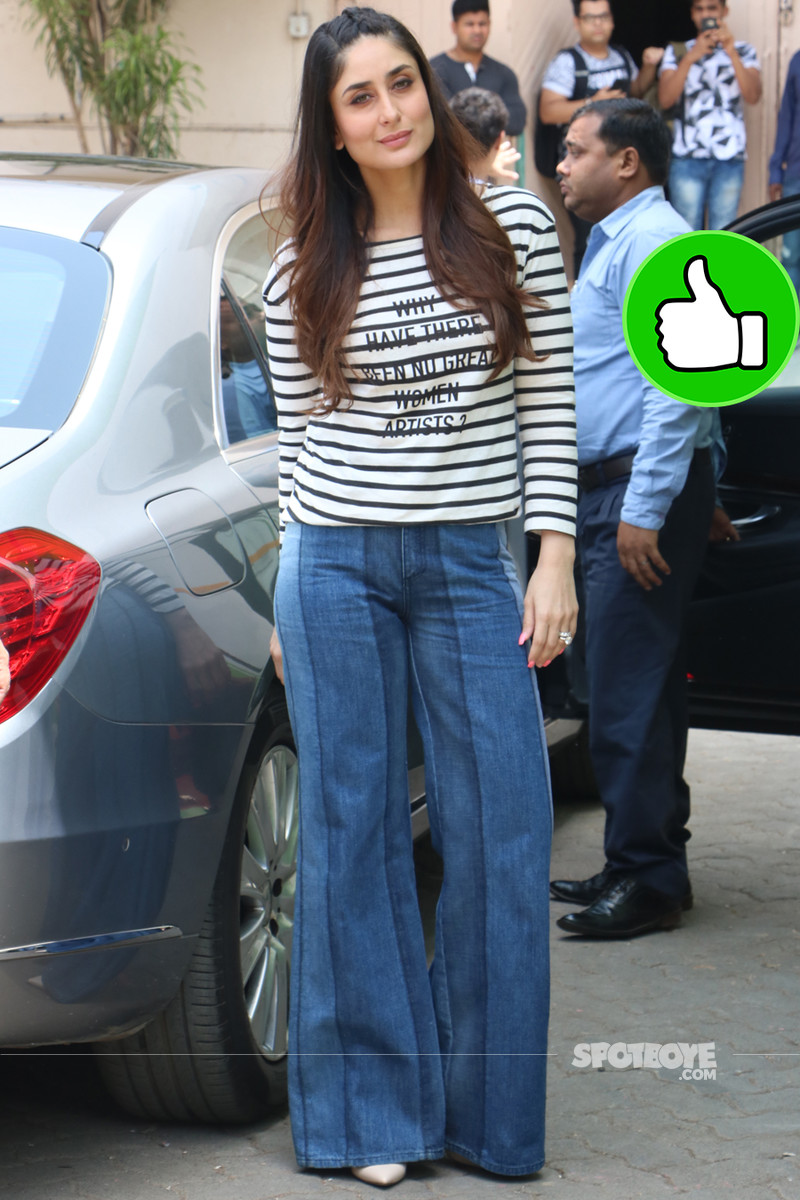 kareena kapoor promotes veere di wedding