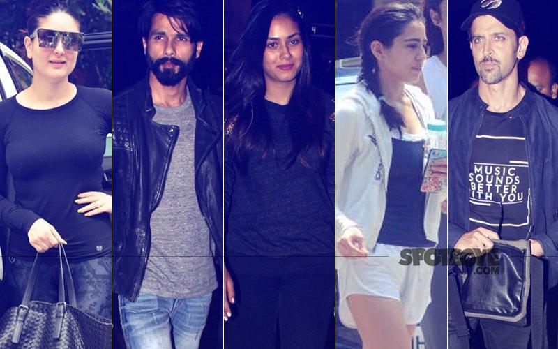 STUNNER OR BUMMER: Kareena Kapoor, Shahid Kapoor, Mira Rajput, Sara Ali Khan Or Hrithik Roshan?